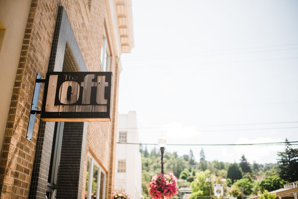 We are located downtown at The Loft. Come in and we'll talk about what services you need.